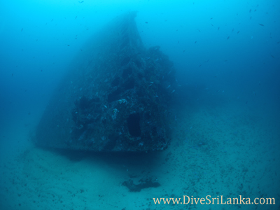 Taprobane North Wreck