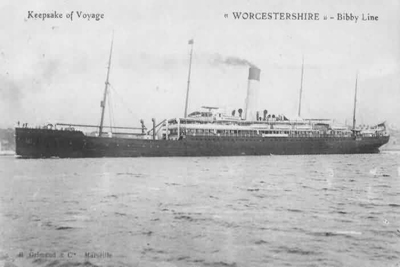 SS Worcestershire