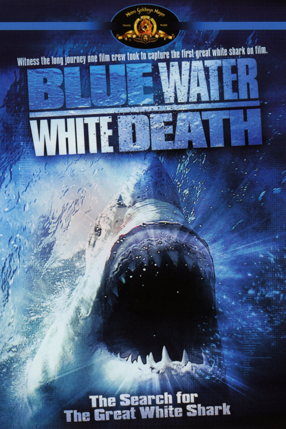 Blue Water White Death Peter Gimbel HMS Hermes\