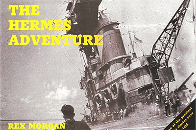 Hermes Adventure Rex Morgan 1980's Hermes Expedition