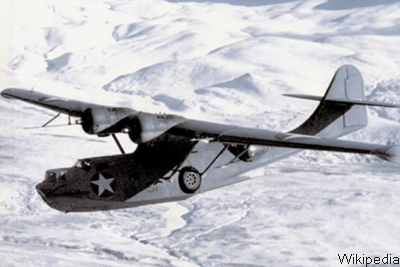 Consolidated Catalina PBY-5A
